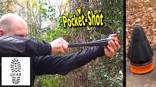 "Steinschleuder ""Pocket-Shot"" von Pocket-Shot"