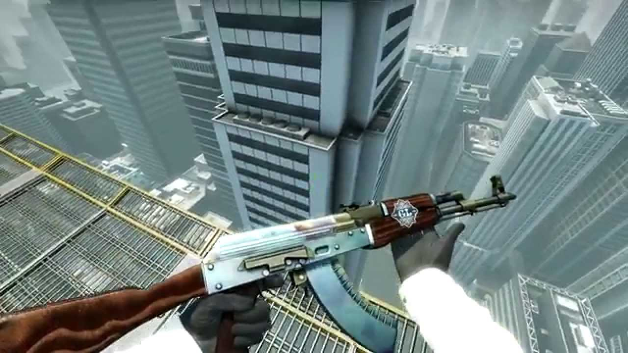 Case Hardened Blue Top Blue Ak47 Case Hardened