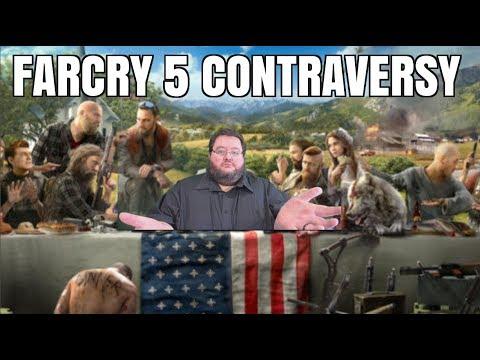 FAR CRY 5 CONTROVERSY?