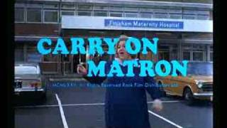 Carry on Matron (1972) - Official Trailer
