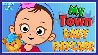 My Town Daycare - Baby Care Games, Dress Up Cute Babies - Baby Daycare App For Kids