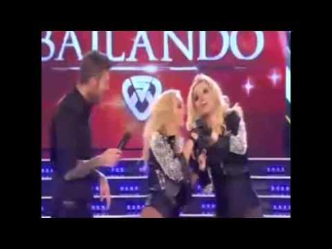 Fatima Florez imita a Maria Eugenia Rito en Showmatch 2014