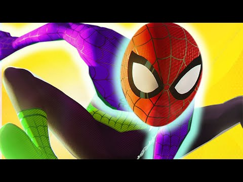 Superhero Mashers learn colours 🌈 COLOR CHANGING Spider-Man Hulk Captain America learn your colors