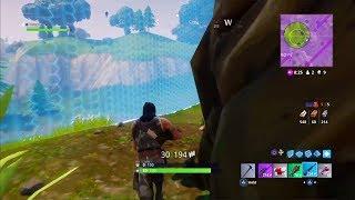 season 0 gameplay in fortnite | my first win