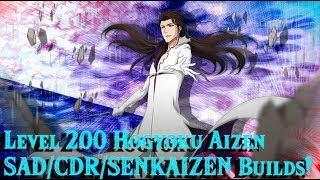 New Hogyoku Aizen Review - Bleach Brave Souls