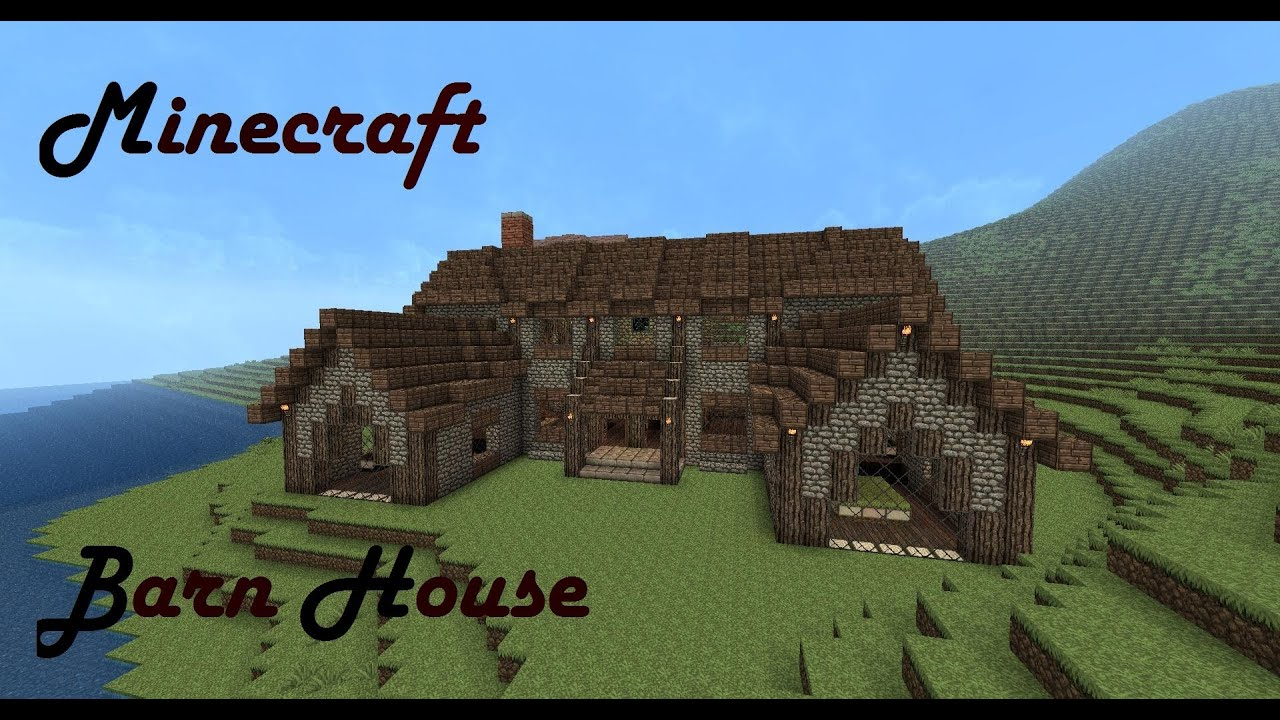 Mark Shed How To Make A In Minecraft