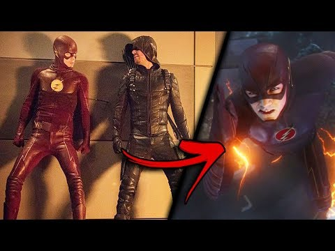 Top 10 Highest Rated Episodes of The Flash (According to IMDB) thumbnail