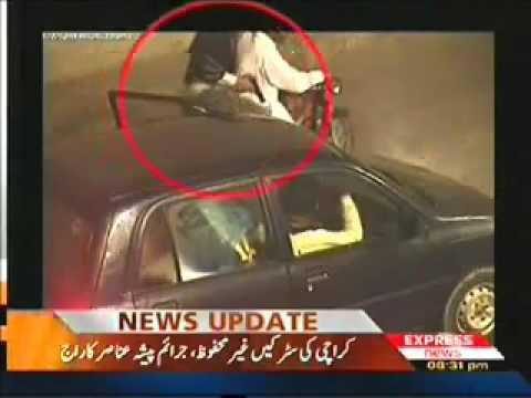 Karachi Street Crimes........................