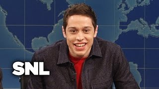Weekend Update: Pete Davidson on STD Prevention - SNL
