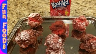 Deep Fried Kool-Aid