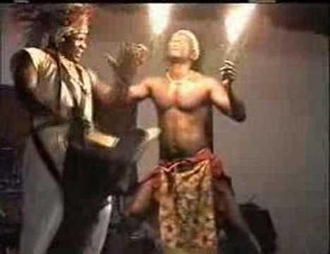African Fire Dance thumbnail