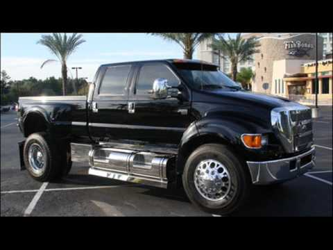 Ford F650 And F750 Youtube