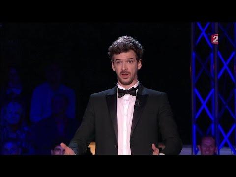 Les imitations de Marc-Antoine Le Bret - On n'est pas couché à Cannes 21 mai 2016 #ONPC