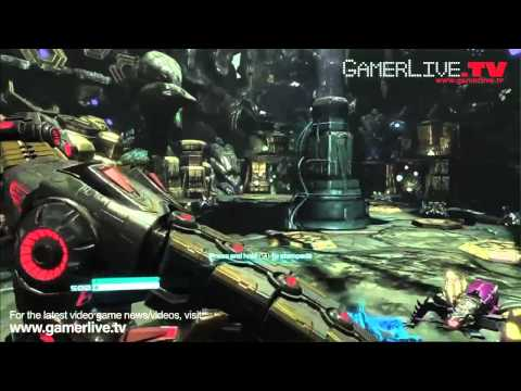 GamerLiveTv Interview The Developer of Transformers Fall of Cybertron At  E3 2012 Part 1