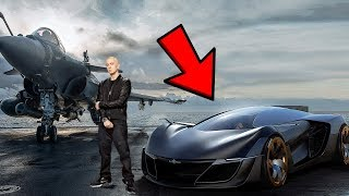 12 Items Eminem Owns That Cost More Than Your Life...