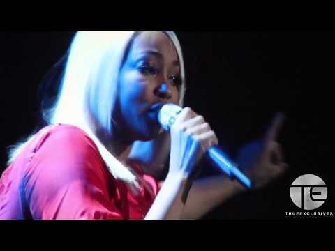 Monica Performs