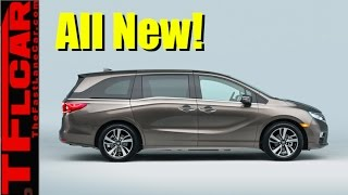 2018 Honda Odyssey Minivan: Everything You Ever Wanted to Know
