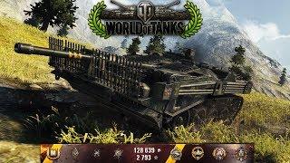 World of Tanks Replay - Strv 103B - Mountain goat - 12.8k Damage - 8 Kills [HD]
