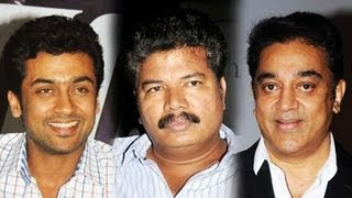 Kamal-Surya in Shankar's Indian 2 ?
