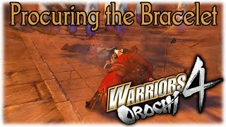 Warriors Orochi 4 - Procuring the Bracelet [Ep.25 Story Mode Gameplay / Commentary]