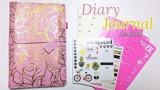 Diary Journal Action 📕   Nouk-san