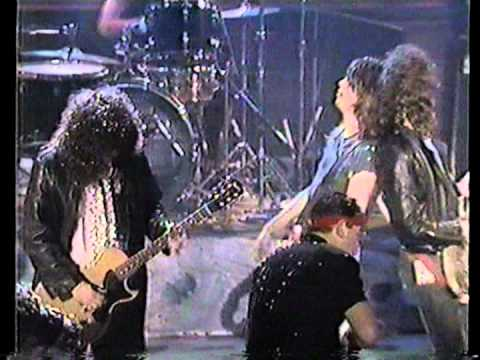 Georgia Satellites - 07 Railroad Steel, 1986 New Year's Eve MTV live