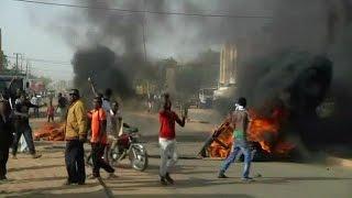 النيجر: حرق كنائس احتجاجا على الرسوم الساخرة للنبي محمد