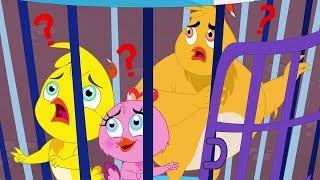 Eena Meena Deeka | Imprisoned | Funny Cartoon Compilation | Videos For Kids