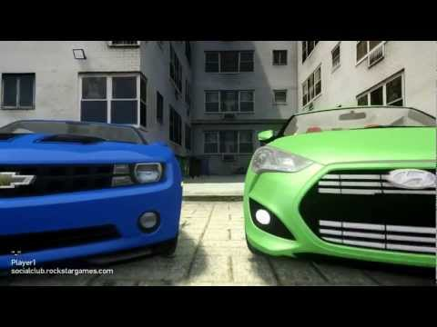 Gta - Iv - Cars ;d