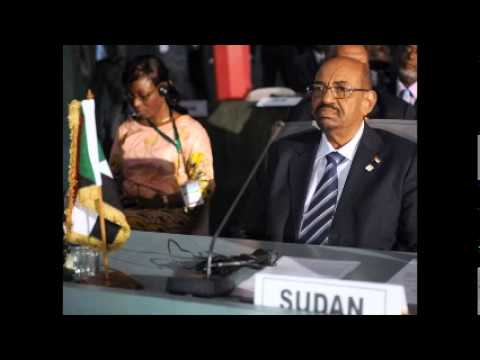 S Africa bans Sudan president from leaving over arrest warrant