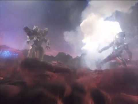 Ultraman Nexus vs Galberos II