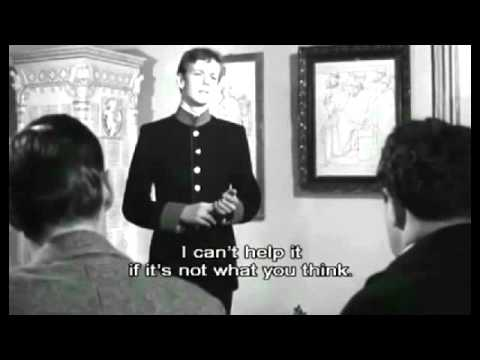 Young Törless, 1966, Volker Schlöndorff. conclusione. ora e sempre antiumanismo..avi