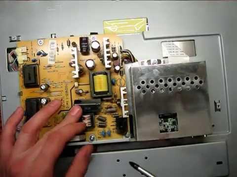 Philips 170S7 замена
