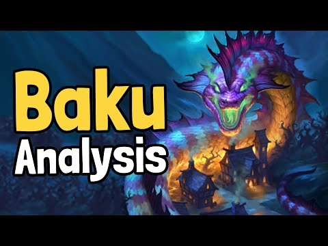 Analysis of Baku the Mooneater & Odd Cards - Hearthstone