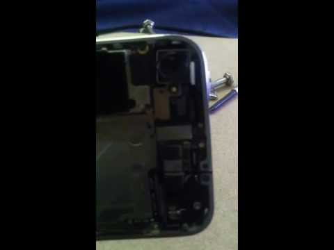iPhone 4/4s Easy power button fix