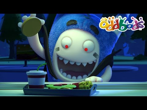 Halloween Special | Oddbods - PARTY MONSTERS | Sneak Peek #3