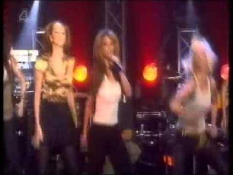 Girls Aloud  - Something Kinda Ooh