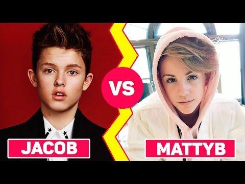 Jacob Sartorius VS MattyBRaps | Battle Musers - Hot Compilation🔥