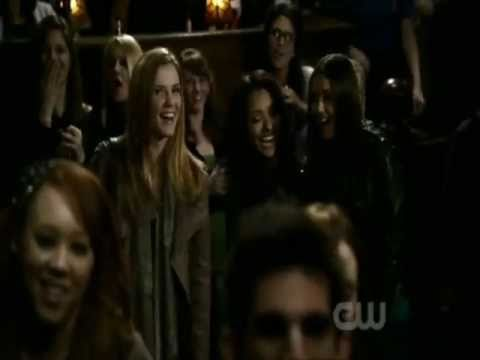 Tvd Music Scene - Eternal Flame - Candice Accola & S.o.stereo - 2x16 video