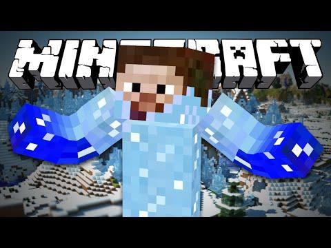 ФРОСТ КРАФТ - Minecraft (Обзор Мода)