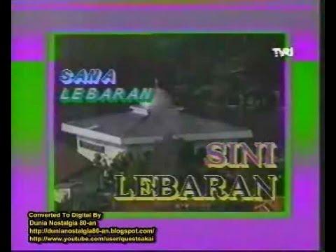 Papiko'87 Sini Lebaran Sana Lebaran