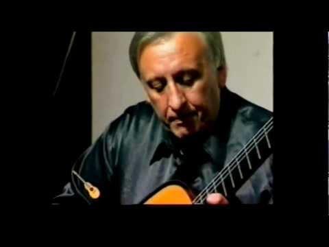 Máximo Diego Pujol - Rojo y negro - Guitarra César Amaro