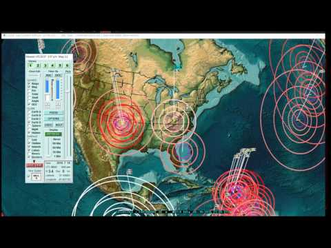 "7/18/2016 -- Rare East Coast Earthquake at FRACKING operation blamed on ""mine collapse"" by USGS"