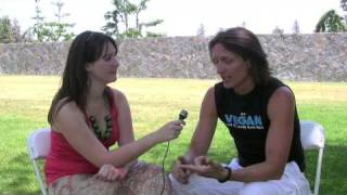 Eco-Vegan Gal interviews Shaun Monson, director of Earthlings & Unity: Part 1