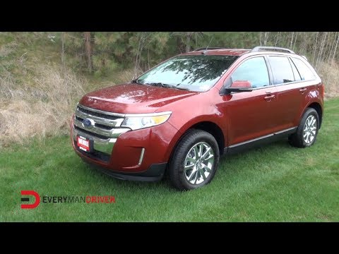 2014 Ford Edge Review on Everyman Driver
