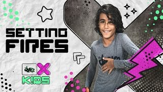 Download Lagu The Chainsmokers - Setting Fires -  ft. XYLØ  - Coreografia | FitDance XKids Gratis STAFABAND