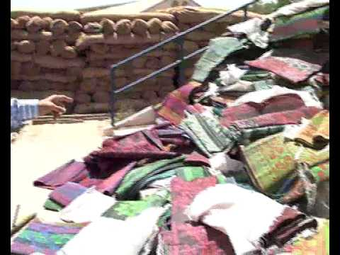 South Waziristan IDP's Pakistan 2010 Addiel Sabir.flv