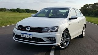 Volkswagen Vento (Jetta) GLi - Test - Matías Antico - TN Autos