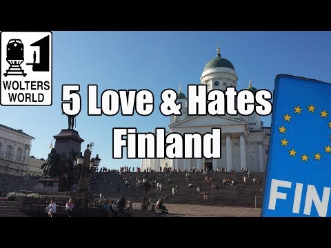 Visit Finland - 5 Things You Will Love & Hate About Finland