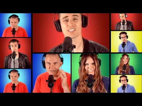 Maroon 5 maps Acapella (mike Tompkins Cover W  Valentine In The Morning) video